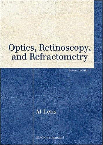 Optics, Retinoscopy, And Refractometry (Basic Bookshelf For Eyecare Professionals) Free Download