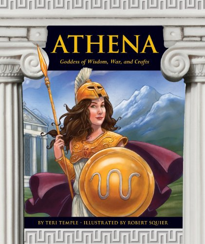 Athena: Goddess of Wisdom, War, and Crafts (Greek Mythology) ()