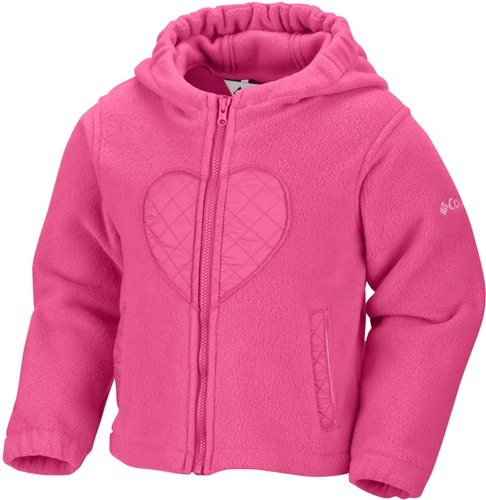 Cuddly Kailyn Fleece Jacket - Infants