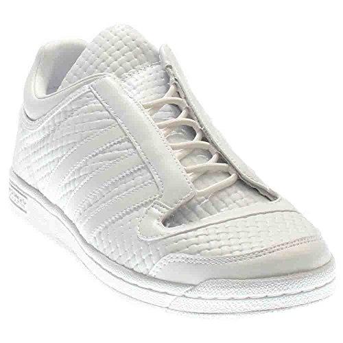 Adidas Originals Mens Topp Tio Mitten Pc Mode Sneaker Vit / Vit / Vit