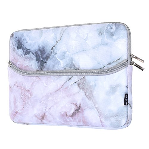 Case Star Antique Classic Marble Grey Color Print Neoprene Fabric 13 Inch Laptop Sleeve Zipper Case for 2016 New Apple Macbook Pro 13 A1706 & A1708