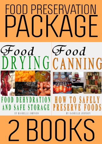 Amazon food preservation book package food drying and food food preservation book package food drying and food canning 2 books 1 by forumfinder
