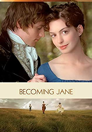 Amazon com: Becoming Jane POSTER Movie (27 x 40 Inches