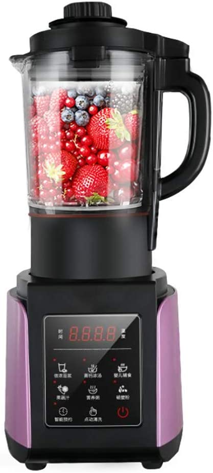 JXWWNZ Countertop Blender for Milkshake, Fruit Vegetables Drinks, Ice, Small Portable Single Food Bullet Blenders Processor Shake Mixer Maker with Cup for Home Kitchen, 62 Ounce.