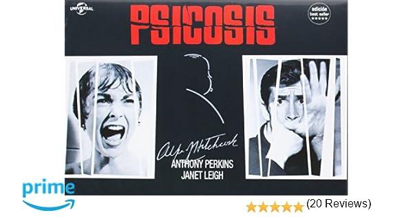 Psicosis - Edición Horizontal [DVD]: Amazon.es: Anthony ...