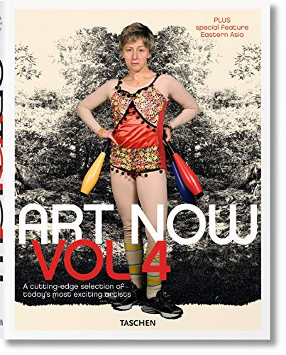 Art Now! Vol. 4 --multilingual