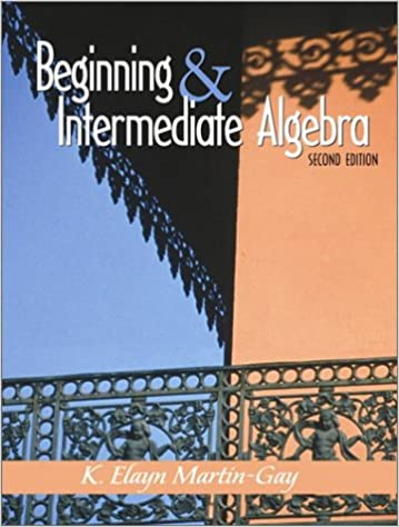 Beginning and intermediate algebra 2nd edition k elayn martin beginning and intermediate algebra 2nd edition 2nd edition fandeluxe Gallery