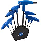 Park Tool P-Handled Hex Wrench Set with Holder - 8pc