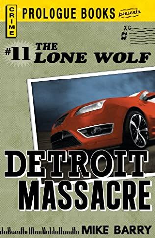 book cover of Detroit Massacre