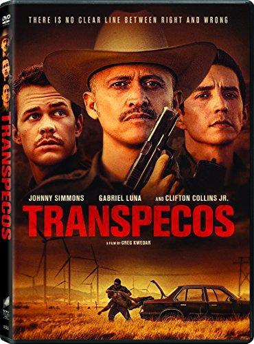 DVD : Transpecos (DVD)