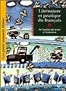 Litterature et pratique du français - troisième - de l'analyse des textes a l'expression - eleve par Eterstein