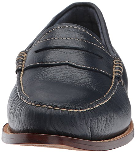 Gh Bass & Co. Womens Whitney Penny Loafer Blu