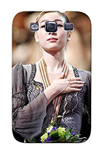 Appearance Snap-on Case Designed For Galaxy S3- Kim Yuna(best Gifts For Lovers)