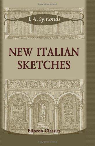 Download New Italian Sketches pdf