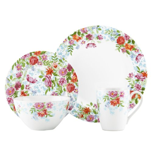 Home Spring Bouquet 4-Piece Place Setting ()