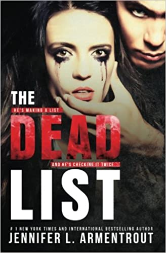 Image result for the dead list by jennifer l. armentrout