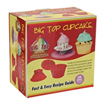 3 Pcs Big Top Cupcake Pan Giant Silicone Molds Baking Set
