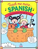 img - for Teach Me More Spanish (Paperback and Audio CD): A Musical Journey Through the Year book / textbook / text book