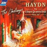 "Haydn: The Three String Quartets, ""Tost II"",  Op 55 1-3"