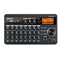 TASCAM DP-008EX Digital Portastudio 8-Track Portable Multi-Track Recorder