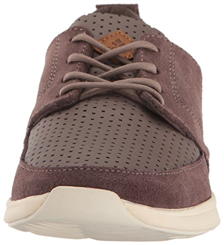 Reef Womens Rover Low Lx Fashion Sneaker Dark Iron