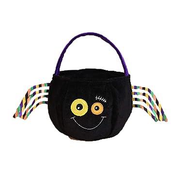 Bolsa de caramelos, decoraciones de Halloween Bolsa de ...