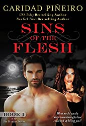Sins of the Flesh: Paranormal Romantic Suspense (Sin Hunters Book 1)