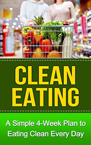 Clean Eating Simple 4 week dummies ebook product image