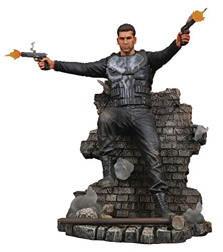 DIAMOND SELECT TOYS Marvel Gallery The Punisher Netflix Season 1 PVC Diorama