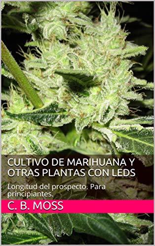 Cultivo de marihuana y otras plantas con LEDs: Longitud del prospecto. Para principiantes.