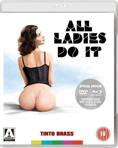 Tinto Brass All Ladies Do It [Blu-ray]
