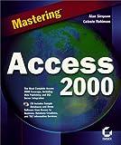 Mastering Access 2000