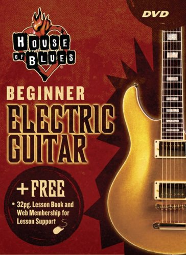 House of Blues Beginner, Electric Guitar