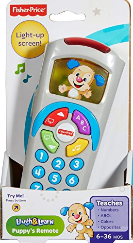 5176G1PS7EL - Fisher-Price Laugh & Learn Puppy's Remote