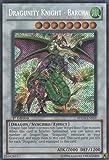 Yu-Gi-Oh! - Dragunity Knight - Barcha (HA04-EN059) - Hidden Arsenal 4: Trishulas Triumph - Unlimited Edition - Secret Rare