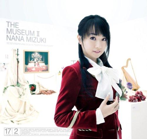 水樹奈々/THE MUSEUM II(ブルーレイディスク付)の商品画像