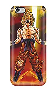 Best Iphone 6 Plus Case, Premium Protective Case With Awesome Look - Dbz Goku