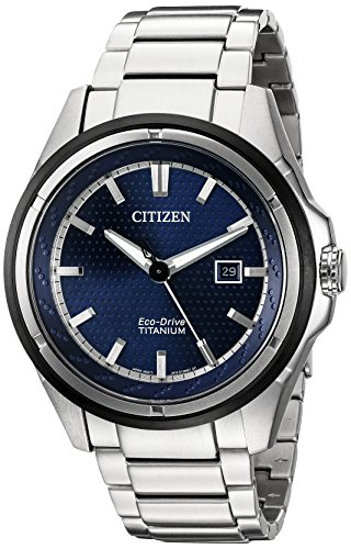 Citizen-Eco-Drive-Mens-AW1450-89L-Titanium-Watch