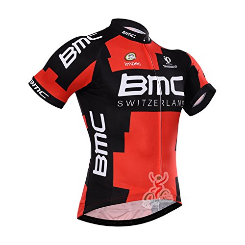 Strgao 2016 Men's Short Sleeve Cycling Jersey Pro Team MTB bike Bicycle Breathable Shirts Top Full Zipper
