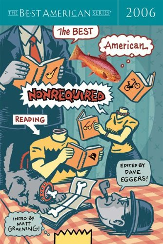 Read Online The Best American Nonrequired Reading 2006 ebook