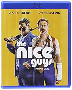 Cover Image for 'The Nice Guys (Blu-ray + DVD + Digital HD Ultraviolet Combo Pack)'