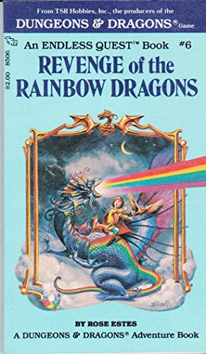 Revenge of the Rainbow Dragons (An Endless Quest Book, 6) (Pick A Path to (Rainbow Path)