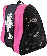 Ice Skating Bag Hockey Skate Figure Shoes Case Roller Bags for Kids/Adults,A7