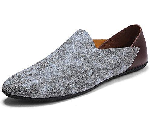 estate basse primavera uomo scarpe scarpe Scarpe 43 casual morbido fondo gray 38 Set da uomo da XIE piedi WnxRP0Cw
