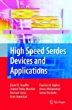 img - for High Speed Serdes Devices and Applications book / textbook / text book