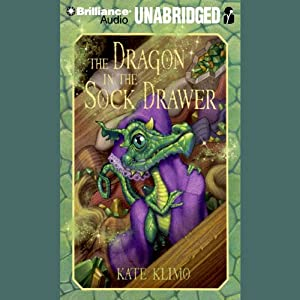The Dragon in the Sock Drawer Audiobook