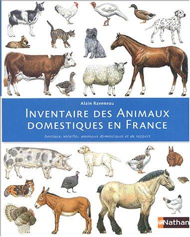 Populaire Amazon.fr - Inventaire des animaux domestiques - Alain Raveneau  MN93