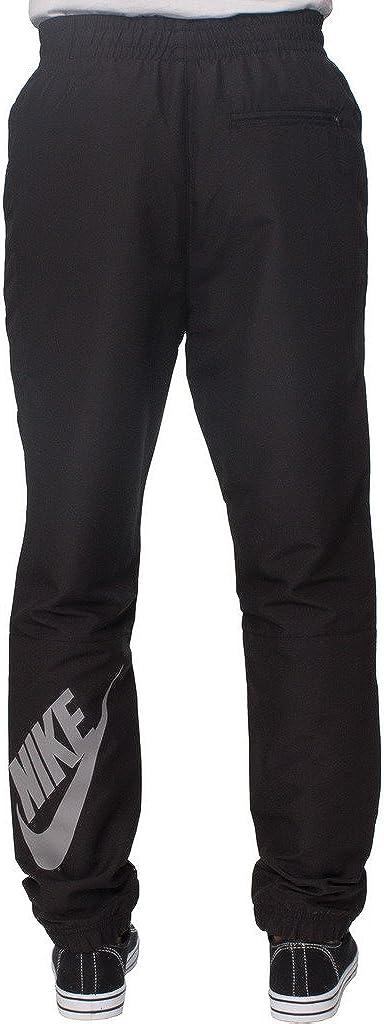 Pantalones deportivos Nike Air tejido y ajuste estrecho para ...