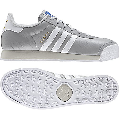 new styles 01644 76c17 Galleon - Adidas Originals Women s Shoes   Samoa Sneakers, Grey Two White Talc,  (7.5 M US)