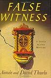 False Witness (A Sister Agatha Mystery)